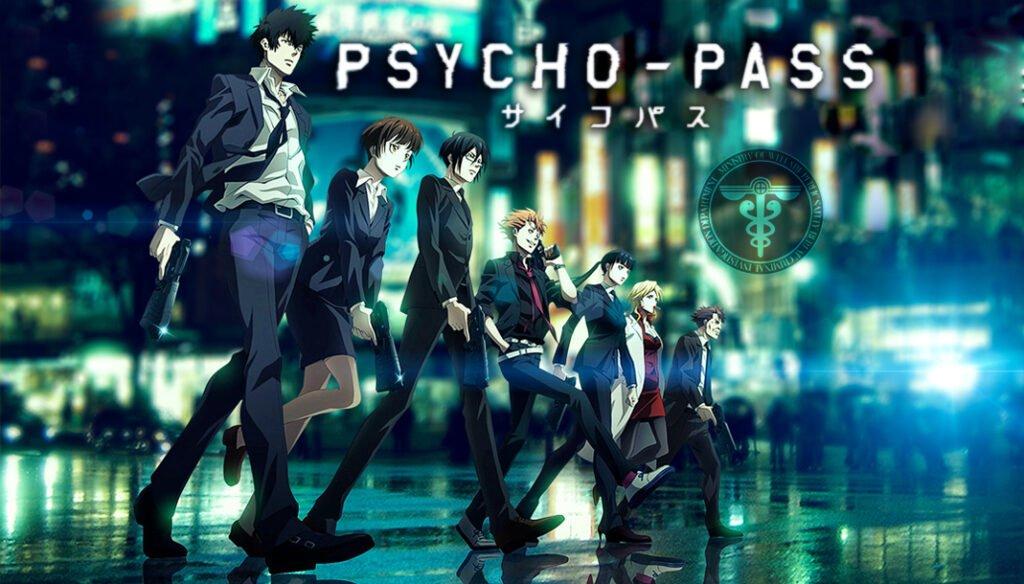 Psycho Pass - CyberPunk Temalı Anime Önerisi 10 Adet - Figurex Anime Önerileri