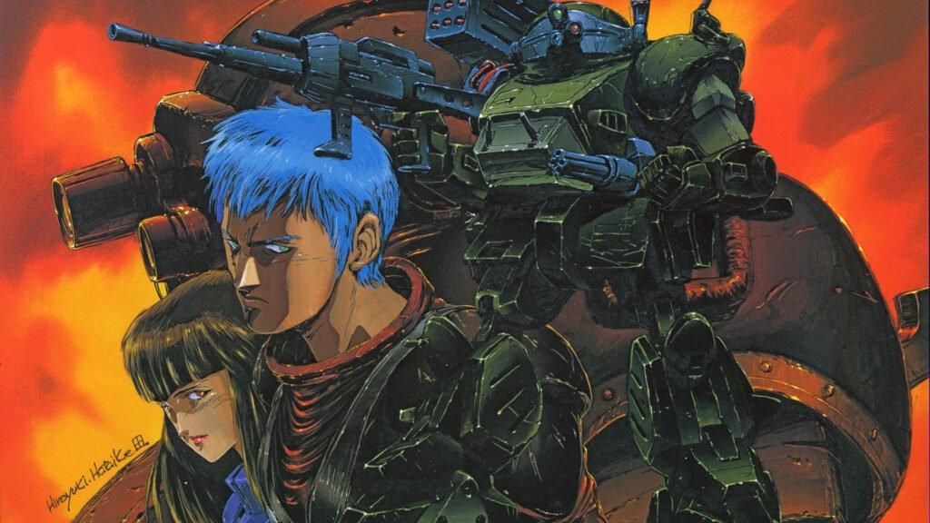 Soukou Kihei Votoms - CyberPunk Temalı Anime Önerisi 10 Adet - Figurex Anime Önerileri