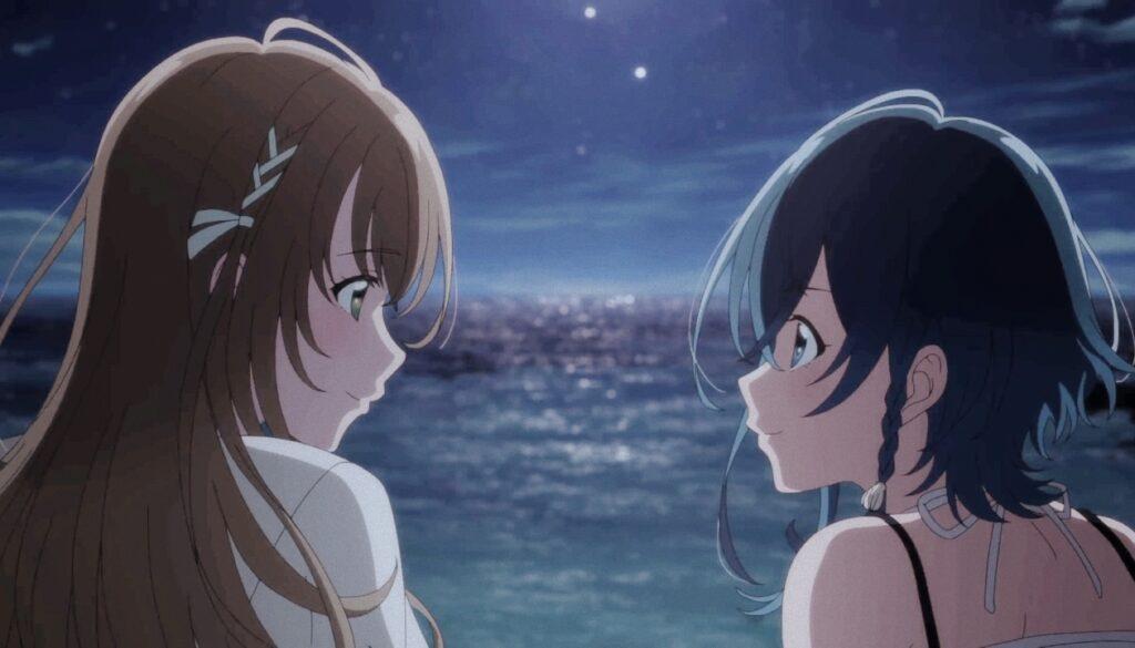 Aquatope of White Sand 1 - Yaz Sezonunun -belki de- En İyi Animesi: The Aquatope on White Sand - Figurex Anime