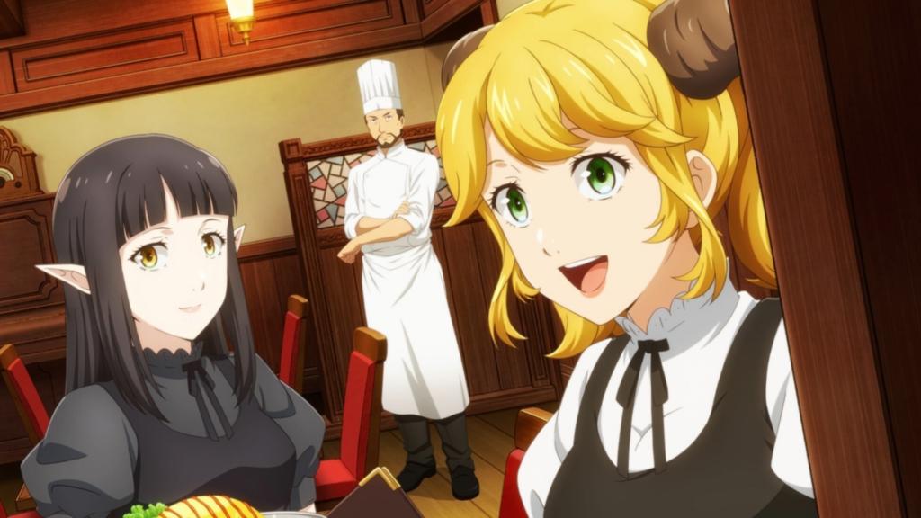 Isekai Shokudou 2. Sezon 1 - 2021 Sonbahar Anime Listesi! - Figurex Anime