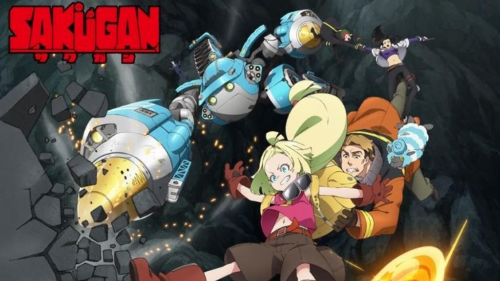 SAKUGAN - 2021 Sonbahar Anime Listesi! - Figurex Anime