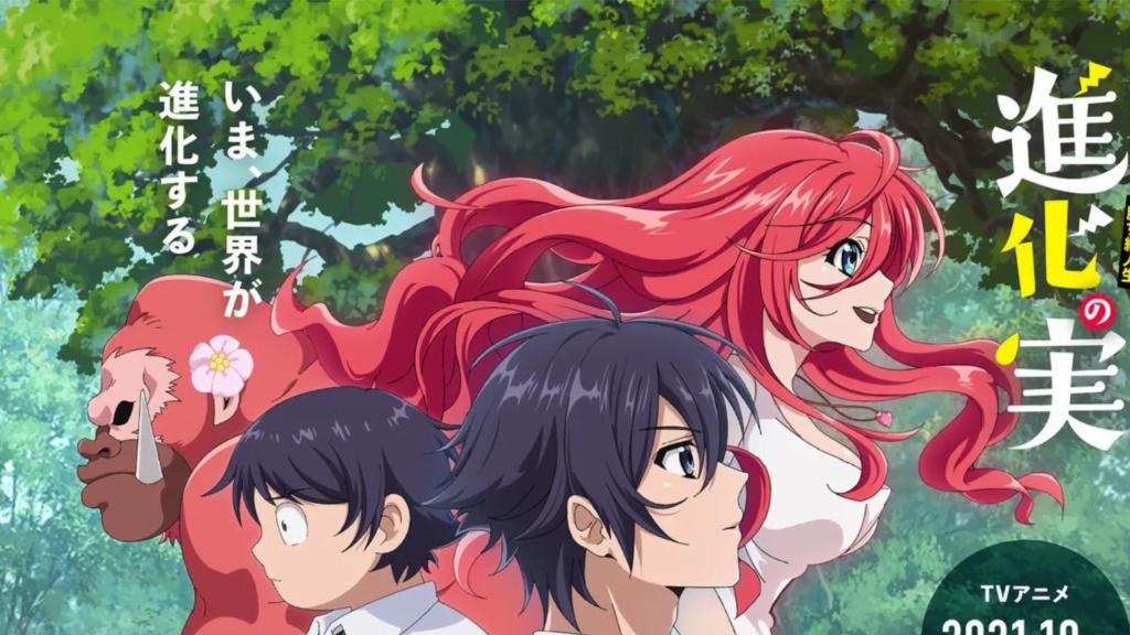 Shinka no Mi Shiranai Uchi ni Kachigumi Jinsei - 2021 Sonbahar Anime Listesi! - Figurex Anime