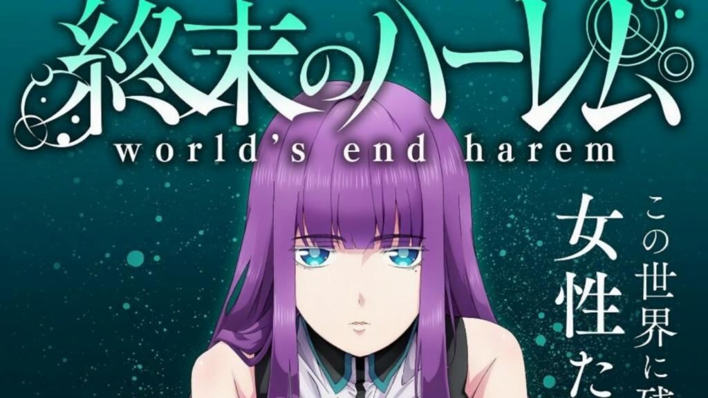 Worlds End Harem - 2021 Sonbahar Anime Listesi! - Figurex Anime