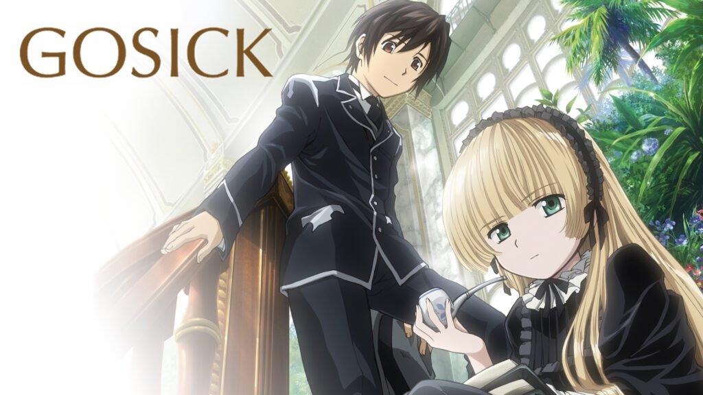 10 Gosick - Hakettiği Değeri Görememiş Animeler - 1 - Figurex Anime Önerileri