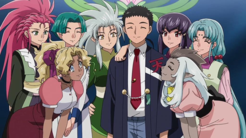 12 - 5 İzlemesi Keyifli Harem Anime Önerileri! - Figurex Anime Önerileri