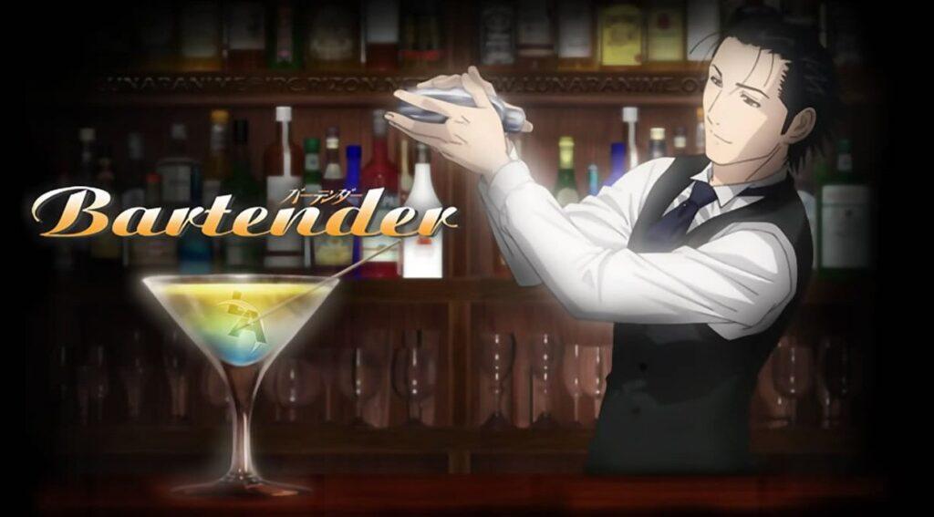 3 Bartender - Hakettiği Değeri Görememiş Animeler - 1 - Figurex Anime Önerileri
