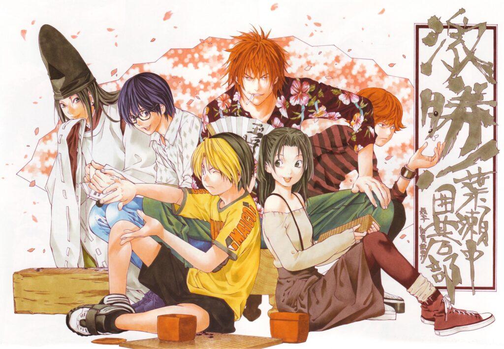 5 Hikaru no Go - Hakettiği Değeri Görememiş Animeler - 1 - Figurex Anime Önerileri