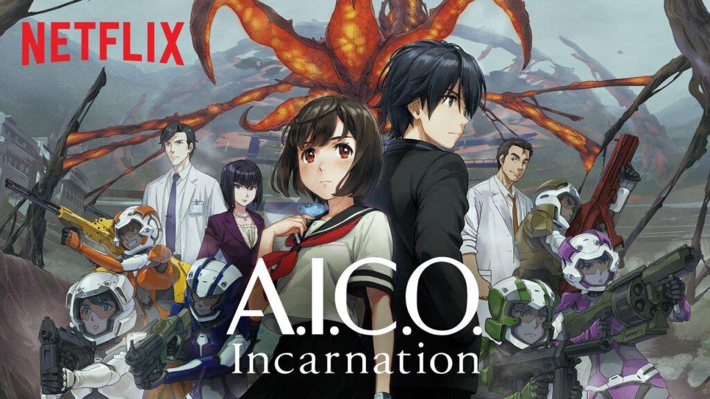 7 A.I.C.O. Incarnation - Hakettiği Değeri Görememiş Animeler - 1 - Figurex Anime Önerileri