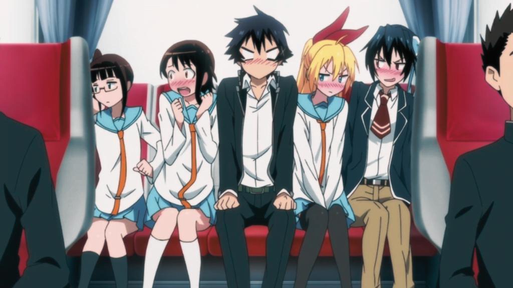 8 - 5 İzlemesi Keyifli Harem Anime Önerileri! - Figurex Anime Önerileri